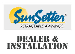 SunSetter Retractable Awnings Dealer and Installation