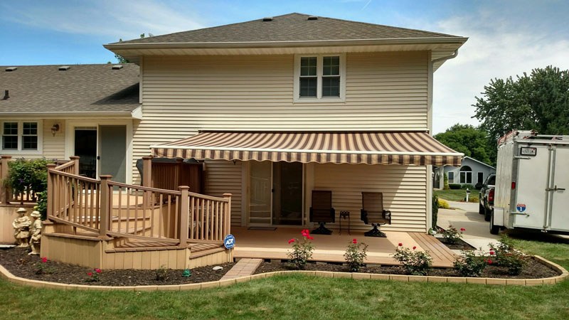 pin com color awnings retractable mvpfenceco choices sunsetter awning