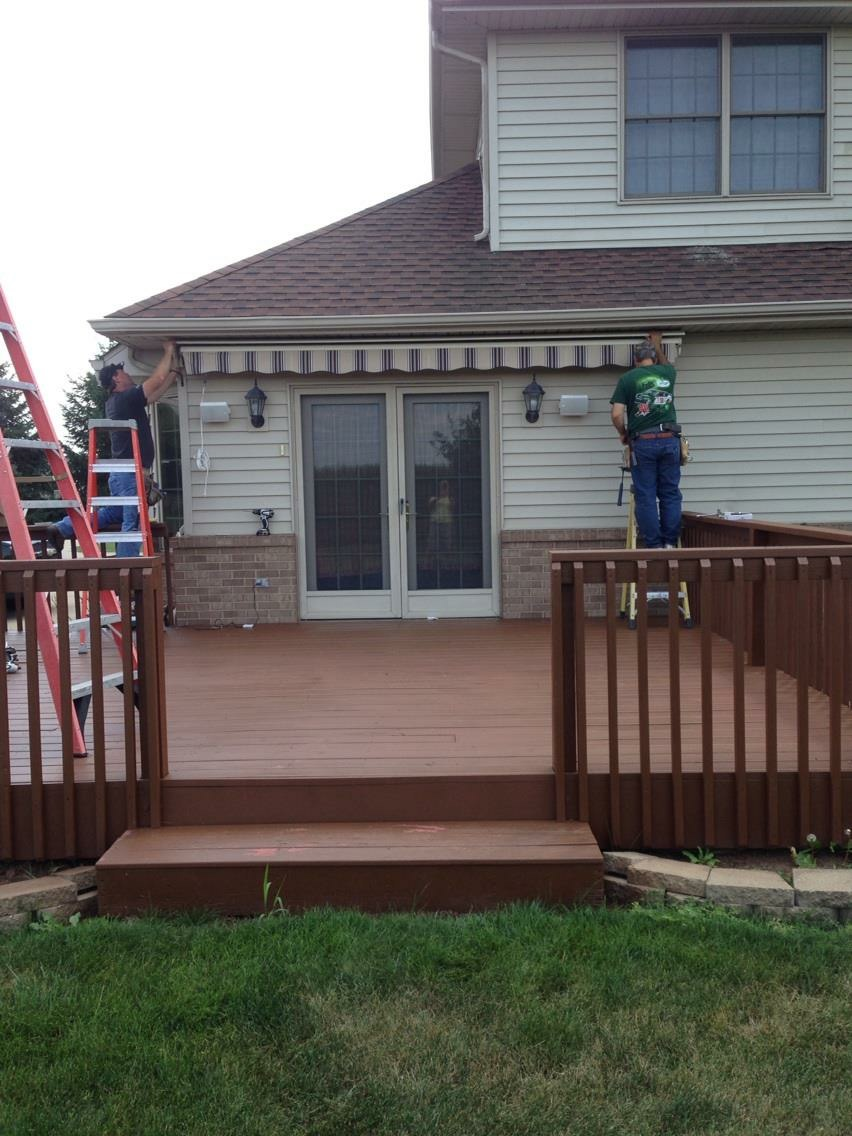 Sunsetter Retractable Awning Dealer And Installation