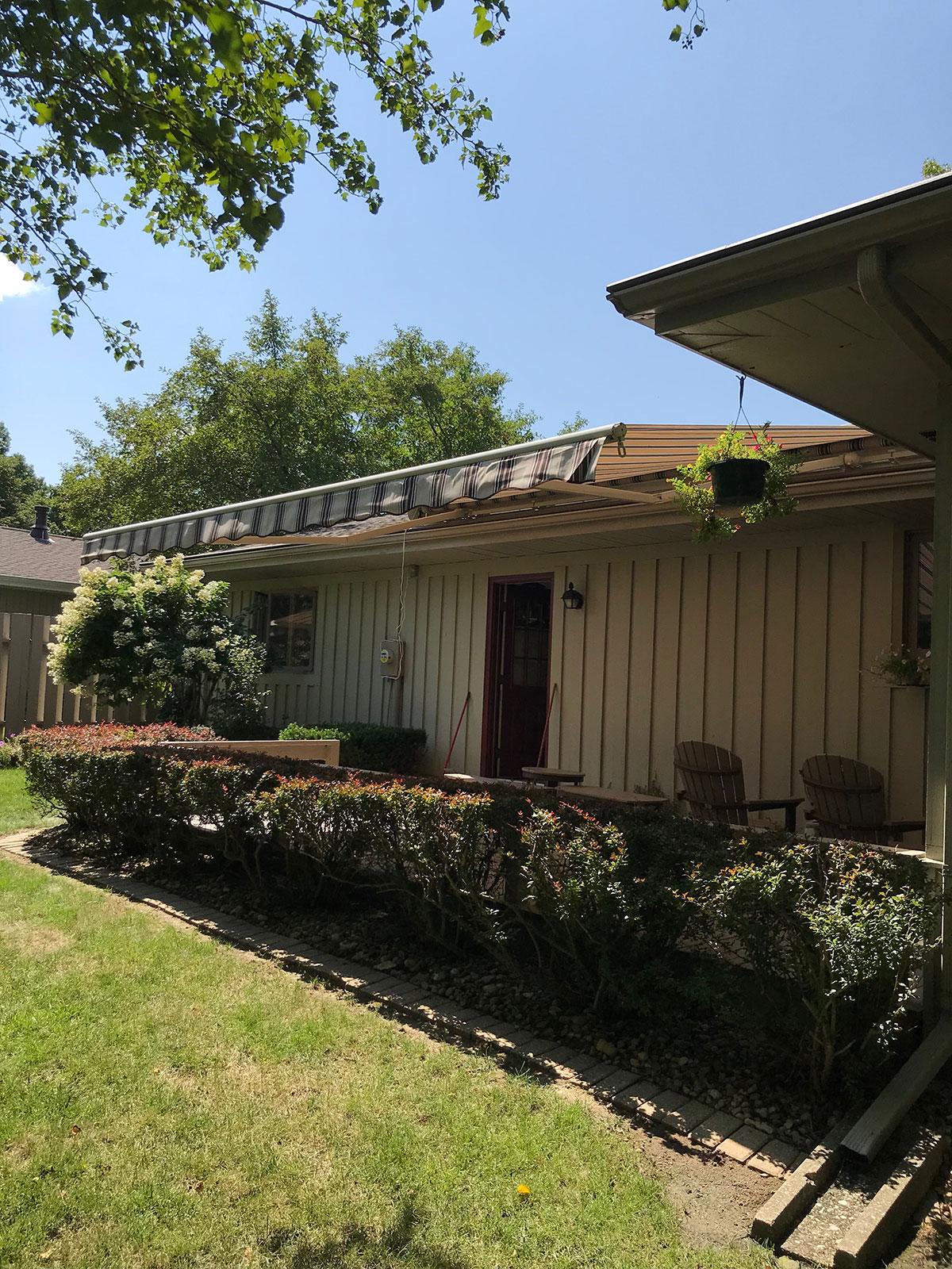 Sunsetter Retractable Awning Dealer And Installation Pratt Home